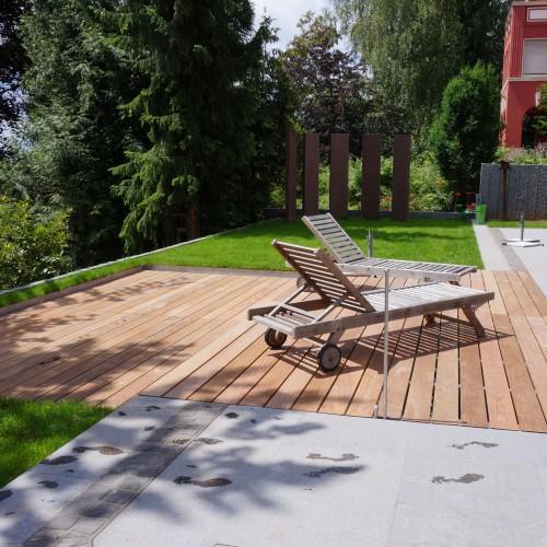 Das Gartenstudio - Garten Am Hang Mit Pool I Pirmasens